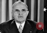 Image of President Truman United States USA, 1945, second 21 stock footage video 65675050690