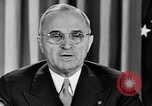 Image of President Truman United States USA, 1945, second 27 stock footage video 65675050690