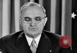 Image of President Truman United States USA, 1945, second 30 stock footage video 65675050690