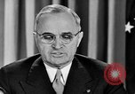 Image of President Truman United States USA, 1945, second 37 stock footage video 65675050690