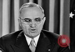 Image of President Truman United States USA, 1945, second 38 stock footage video 65675050690