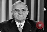 Image of President Truman United States USA, 1945, second 39 stock footage video 65675050690