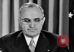 Image of President Truman United States USA, 1945, second 40 stock footage video 65675050690