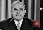 Image of President Truman United States USA, 1945, second 43 stock footage video 65675050690