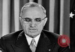 Image of President Truman United States USA, 1945, second 56 stock footage video 65675050690