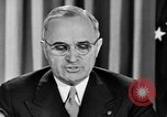 Image of President Truman United States USA, 1945, second 58 stock footage video 65675050690