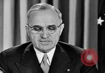 Image of President Truman United States USA, 1945, second 61 stock footage video 65675050690