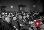 Image of group of men United States USA, 1945, second 14 stock footage video 65675050702