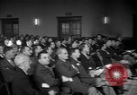 Image of group of men United States USA, 1945, second 15 stock footage video 65675050702