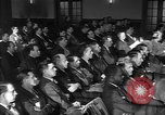 Image of group of men United States USA, 1945, second 29 stock footage video 65675050702