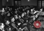 Image of group of men United States USA, 1945, second 35 stock footage video 65675050702