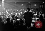 Image of group of men United States USA, 1945, second 49 stock footage video 65675050702