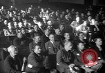 Image of group of men United States USA, 1945, second 60 stock footage video 65675050702