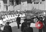 Image of funeral procession Europe, 1945, second 4 stock footage video 65675050705