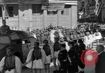 Image of funeral procession Europe, 1945, second 14 stock footage video 65675050705