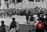 Image of funeral procession Europe, 1945, second 17 stock footage video 65675050705