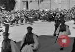 Image of funeral procession Europe, 1945, second 18 stock footage video 65675050705