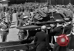 Image of funeral procession Europe, 1945, second 25 stock footage video 65675050705