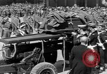 Image of funeral procession Europe, 1945, second 27 stock footage video 65675050705