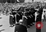 Image of funeral procession Europe, 1945, second 33 stock footage video 65675050705
