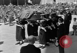 Image of funeral procession Europe, 1945, second 34 stock footage video 65675050705