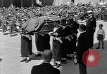 Image of funeral procession Europe, 1945, second 36 stock footage video 65675050705