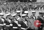 Image of funeral procession Europe, 1945, second 37 stock footage video 65675050705