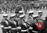 Image of funeral procession Europe, 1945, second 39 stock footage video 65675050705