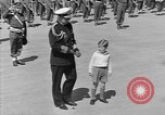 Image of funeral procession Europe, 1945, second 48 stock footage video 65675050705