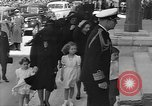 Image of funeral procession Europe, 1945, second 58 stock footage video 65675050705