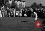 Image of golf tournament United States USA, 1945, second 6 stock footage video 65675050711