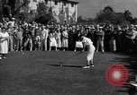 Image of golf tournament United States USA, 1945, second 12 stock footage video 65675050711