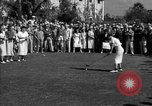 Image of golf tournament United States USA, 1945, second 13 stock footage video 65675050711