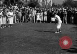Image of golf tournament United States USA, 1945, second 15 stock footage video 65675050711