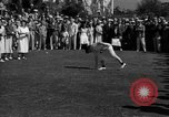 Image of golf tournament United States USA, 1945, second 18 stock footage video 65675050711