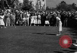 Image of golf tournament United States USA, 1945, second 22 stock footage video 65675050711