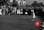Image of golf tournament United States USA, 1945, second 25 stock footage video 65675050711