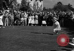 Image of golf tournament United States USA, 1945, second 26 stock footage video 65675050711