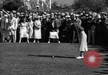 Image of golf tournament United States USA, 1945, second 31 stock footage video 65675050711