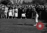 Image of golf tournament United States USA, 1945, second 33 stock footage video 65675050711