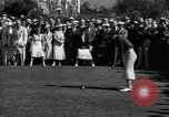 Image of golf tournament United States USA, 1945, second 34 stock footage video 65675050711