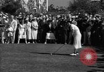 Image of golf tournament United States USA, 1945, second 43 stock footage video 65675050711