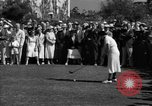 Image of golf tournament United States USA, 1945, second 44 stock footage video 65675050711
