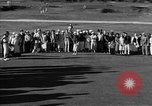 Image of golf tournament United States USA, 1945, second 60 stock footage video 65675050713