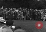 Image of 1953 Masters golf tournament Augusta Georgia USA, 1953, second 37 stock footage video 65675050715