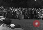 Image of 1953 Masters golf tournament Augusta Georgia USA, 1953, second 38 stock footage video 65675050715