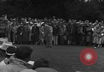 Image of 1953 Masters golf tournament Augusta Georgia USA, 1953, second 39 stock footage video 65675050715