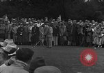 Image of 1953 Masters golf tournament Augusta Georgia USA, 1953, second 42 stock footage video 65675050715