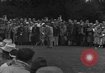 Image of 1953 Masters golf tournament Augusta Georgia USA, 1953, second 44 stock footage video 65675050715
