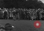 Image of 1953 Masters golf tournament Augusta Georgia USA, 1953, second 59 stock footage video 65675050715